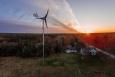 Wind Turbine Showcased in Energy Department Headquarters