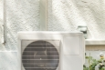 When properly installed, an air-source heat pump can deliver one-and-a-half to three times more heat energy to a home than the electrical energy it consumes. | Photo courtesy of iStockPhoto/YinYang.