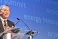 Secretary of Energy Steven Chu speaks at the 2013 ARPA-E Energy Innovation Summit. | Photo by Sarah Gerrity.