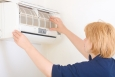 Keeping your air conditioner maintained can help save you money this summer. | Photo courtesy of ©iStockphoto/firemanYU