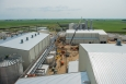Cellulosic ethanol biorefinery