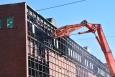 Oak Ridge's EM program kicked off the K-27 Building demolition Feb. 8.
