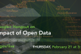 Video: Watch the Open Data Google+ Hangout