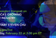 Missed the Town Hall with Secretary Chu?