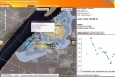 A screenshot of Hanford's online groundwater monitoring annual report.