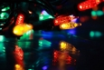 Using LED holiday lights is just one of the ways that you can save energy and money this holiday season.   Photo courtesy of ©iStockphoto.com/AvailableLight