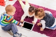 We can still teach our children to make environmentally friendly choices in a world of quickly advancing technology.   Photo courtesy of ©iStockphoto.com/boggy22