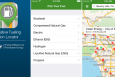 The Alternative Fueling Station Locator iPhone app helps you find fueling stations that offer electricity, natural gas, biodiesel, E85, propane, or hydrogen. | Energy Department