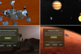 """Explore Mars and the solar system at <a href=""""http://www.mars.webmaker.org"""">mars.webmaker.org</a>. 