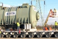 The Portsmouth site worked with two regional companies and local law enforcement to arrange transportation of 10 massive synchronous condensers as part of an asset recovery effort.