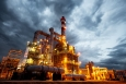 Conversion of Waste Co2 And Shale Gas to High Value Chemicals
