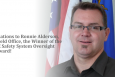 Christopher D. Fischahs Of Los Alamos Field Office Presented 2013 Safety System Oversight Annual Award