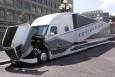 SuperTruck Team Achieves 115% Freight Efficiency Improvement in Class 8 Long-Haul Truck