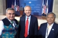 EM Senior Advisor Dave Huizenga, center, in a photo with National Congress of American Indians President Jefferson Keel, left, and Santa Clara Pueblo Governor Walter Dasheno at the White House 2012 Tribal Nations Conference.