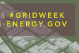 "Use #GridWeek on social media to send us your questions about how the grid works. | Graphic by <a href=""/node/379579"">Sarah Gerrity</a>, Energy Department."