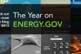 Take a look back at 2013 with the most popular blog posts on Energy.gov.