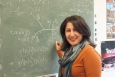 Radja Boughezal is a staff scientist at Argonne National Laboratory, HEP Division. She attended Albert Ludwig University of Freiburg, Germany, earning a Ph.D.