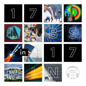 17 Labs 17 Minutes podcast