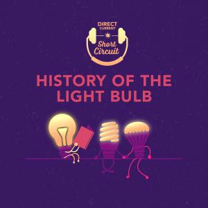 History of the light bulb