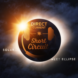 Solar eclipse direct current energy podcast