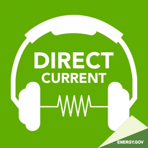 Official Logo for Direct Current Podcast