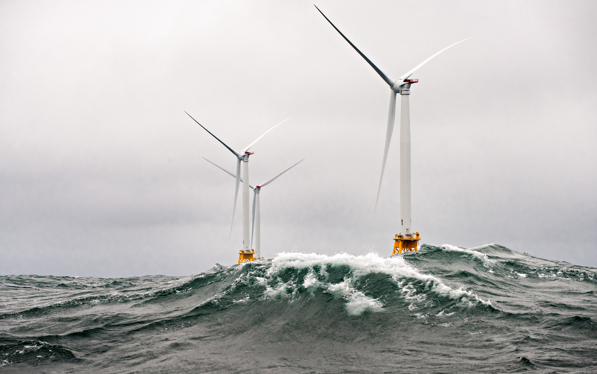 How Do Wind Turbines Survive Severe Storms? | Department of Energy